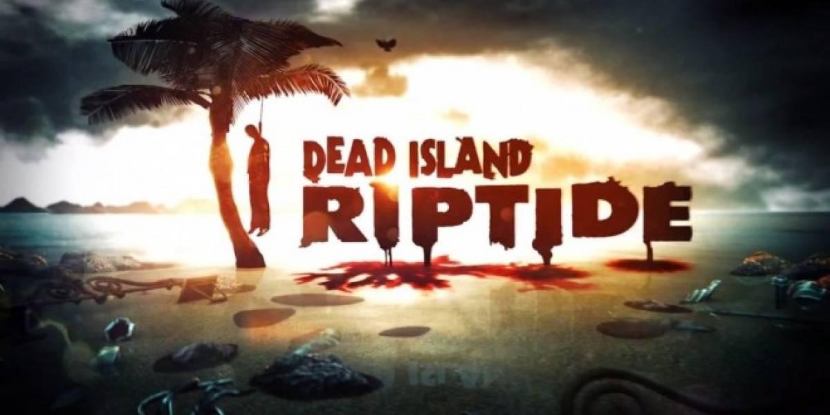 Deep Silver presenta el nuevo y frenético tráiler de Dead Island Riptide