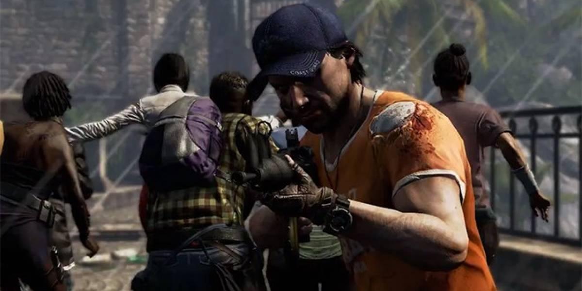 Los zombis vuelven a las andadas en el tráiler de lanzamiento de Dead Island: Riptide