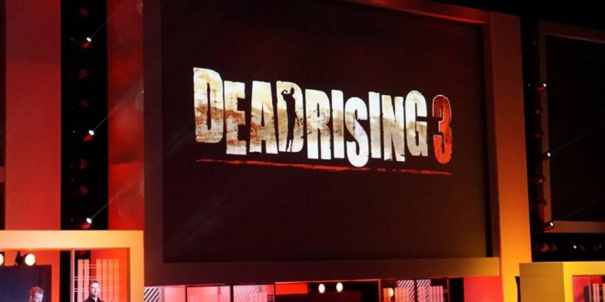 ¡Preparen las armas! Dead Rising 3 llegará en exclusiva a Xbox One a finales de año #E3