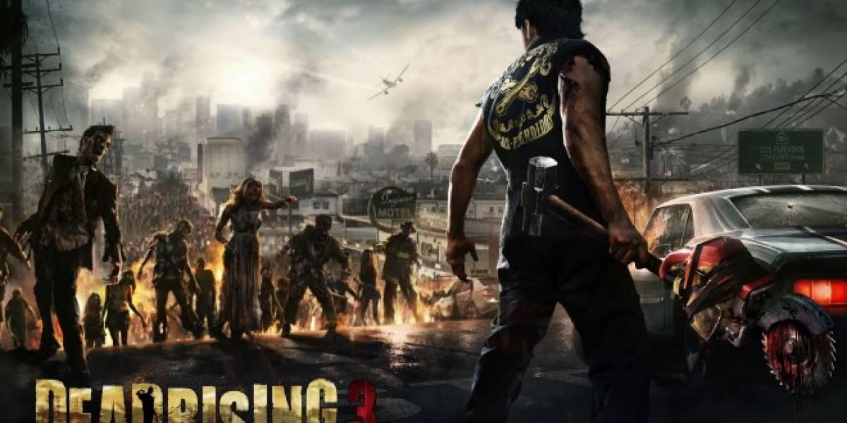 Así comienza Dead Rising 3