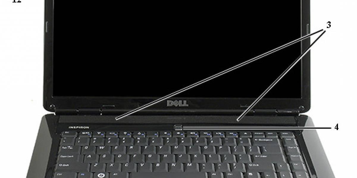 Nuevo Dell Inspiron 1545 filtrado
