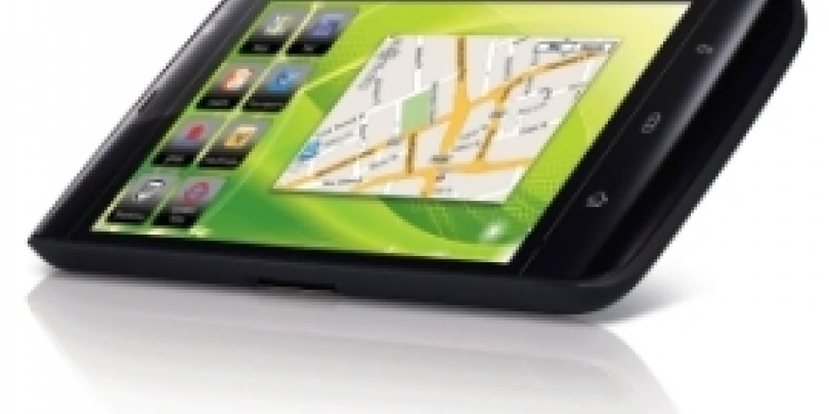 Dell Streak tiene precio y planes en UK