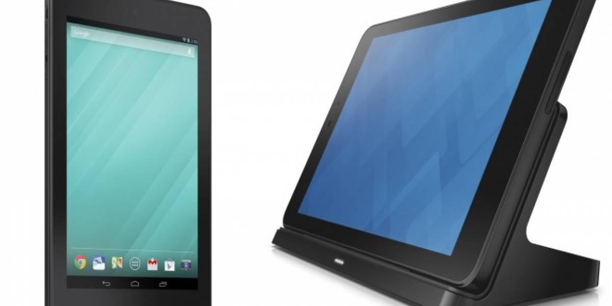Dell añade dos tablets económicos con Android a su línea Venue