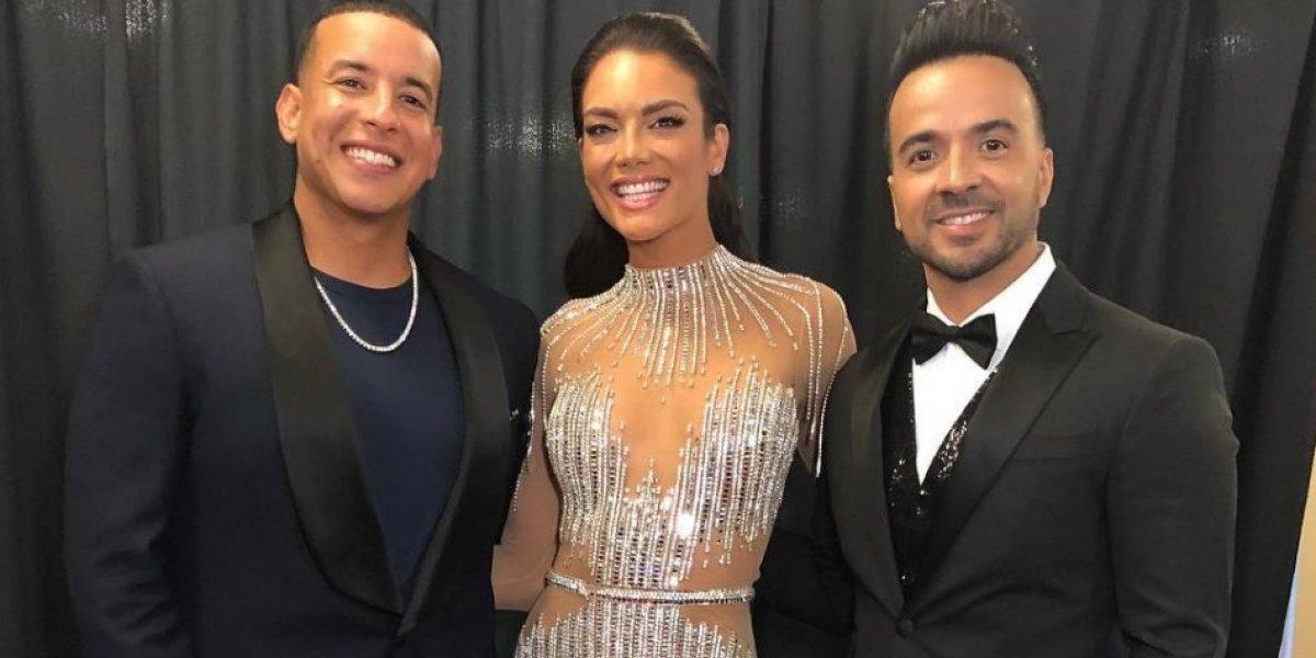 Zuleyka Rivera bailó 'Despacito' con poca ropa en los Grammys
