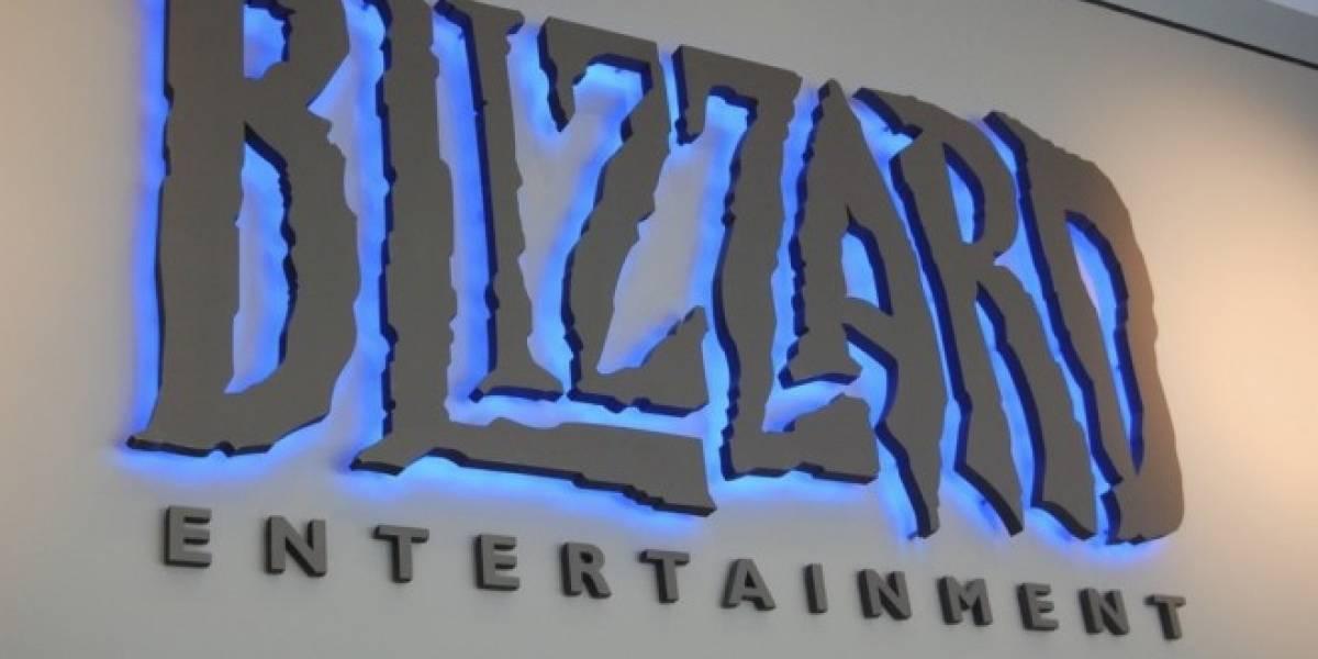 Blizzard: Improbable que Titan sea un MMO de suscripción