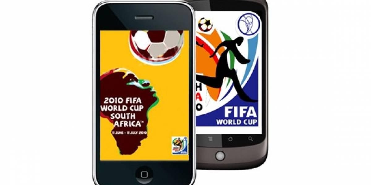 Cómo seguir el Mundial minuto a minuto desde tu móvil