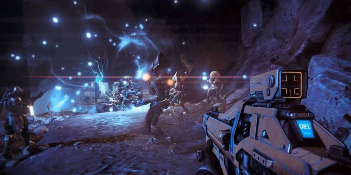 Primer video de Destiny a 1080p en Xbox One