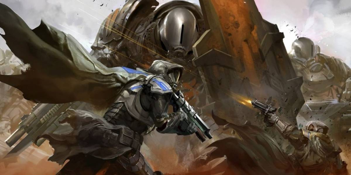Cada invitación para la beta de Destiny incluirá tres códigos de descarga