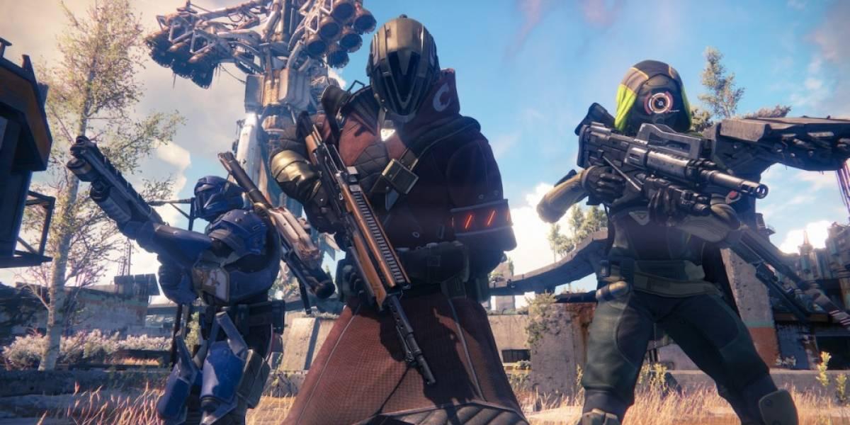 Beta de Destiny llegará primero a plataformas PlayStation