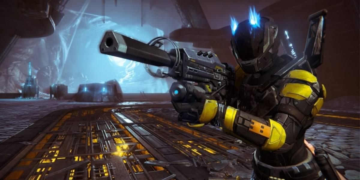 Se detalla el armamento de Destiny en diario de desarrollo