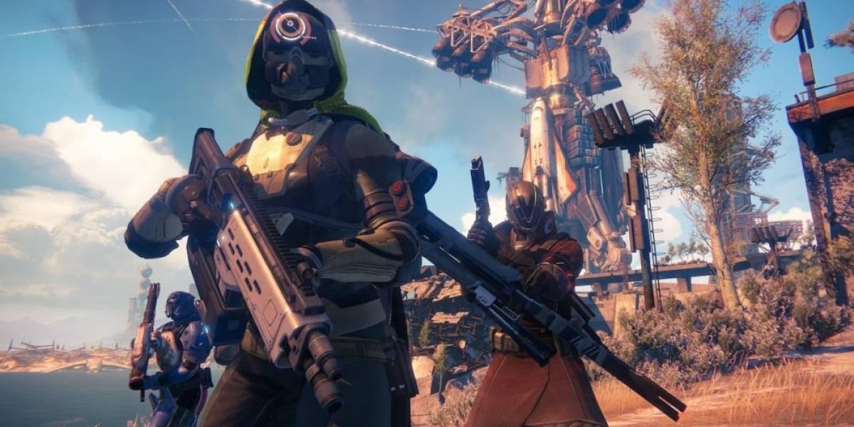 Beta de Destiny recibirá hoy dos nuevos mapas disponibles por solamente dos horas