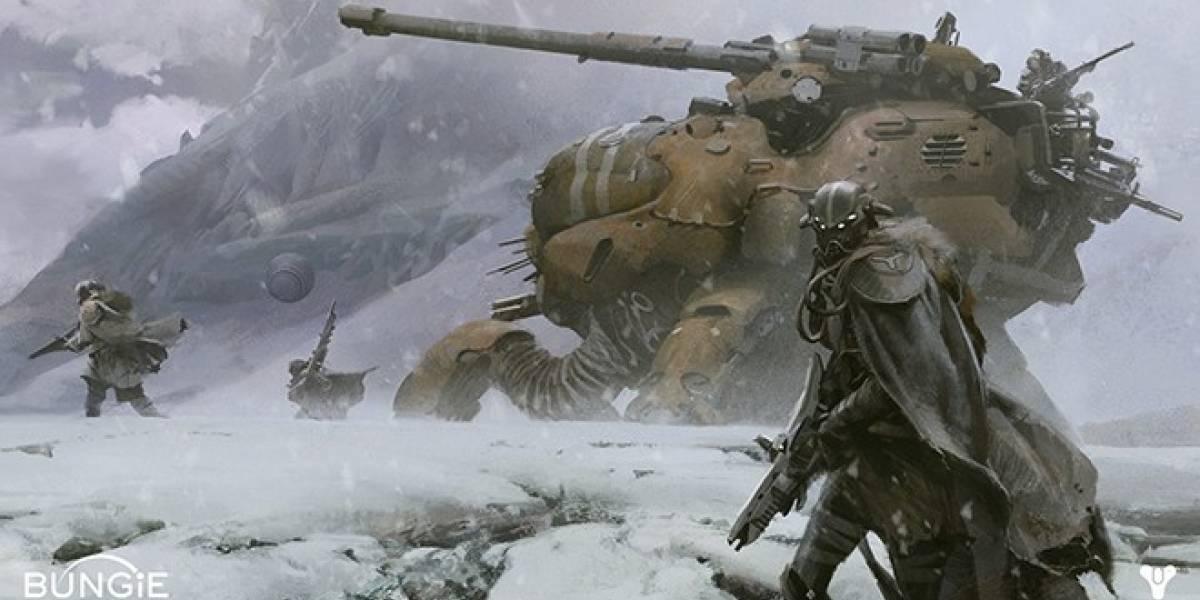 Activision: No esperen que Destiny llegue en 2013