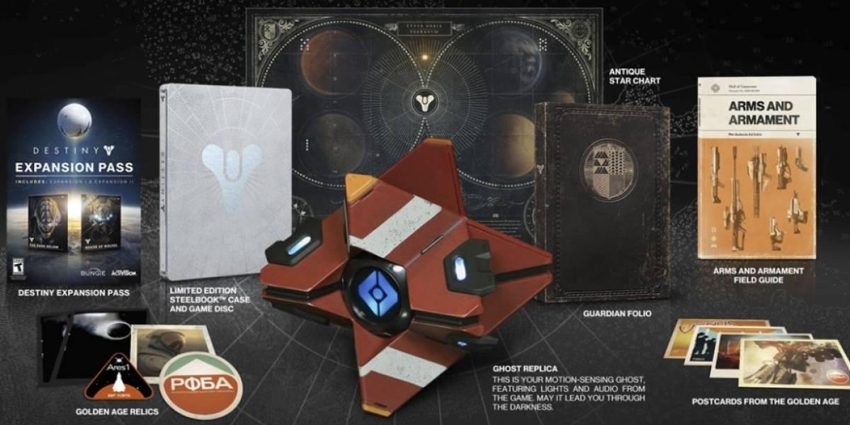 Subasta por la edición Ghost de Destiny rebasa los USD $1000 en eBay