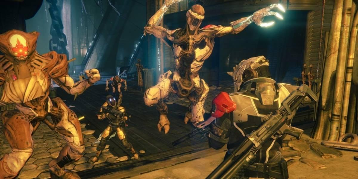Precarga de juegos de PlayStation 4 llegaría con Destiny