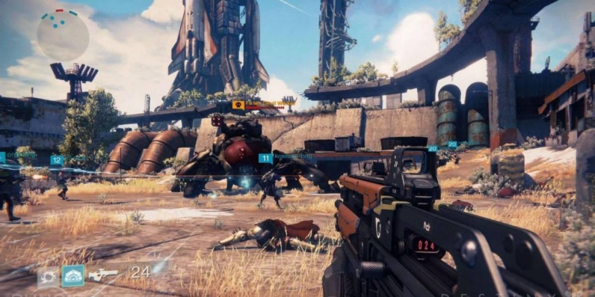 Beta de Destiny vuelve a estar en linea, ahora también para Xbox