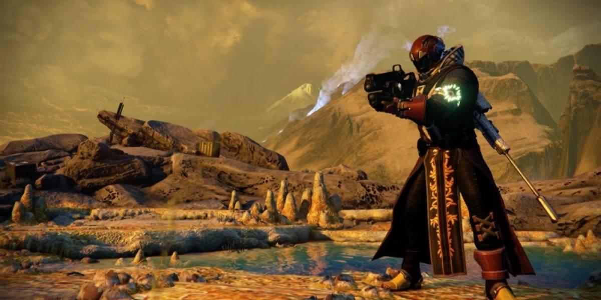 Los personajes de la beta de Destiny no se transferirán al juego final
