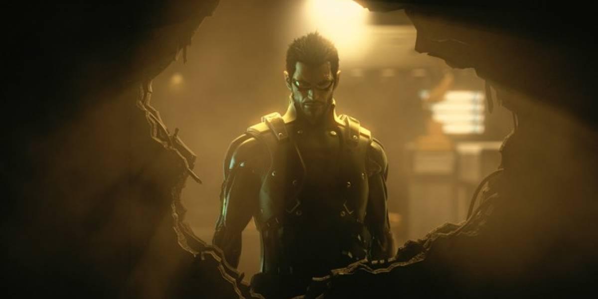 Square Enix registra más dominios con el nombre Deus Ex