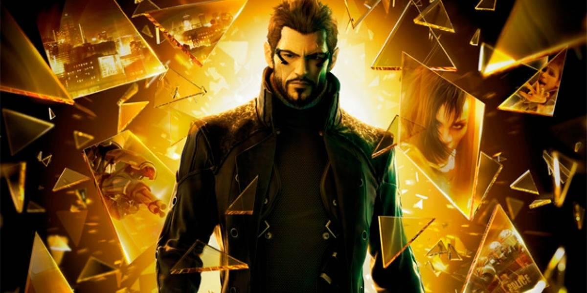 Square Enix registra el nombre de Deus Ex: Human Defiance