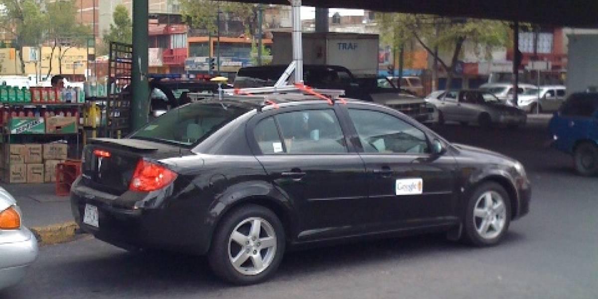 Google Street View en la Ciudad de México