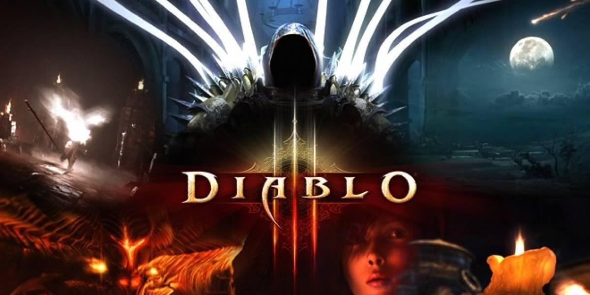 Ya está el parche 1.0.8 de Diablo III para que vuelvan a Santuario