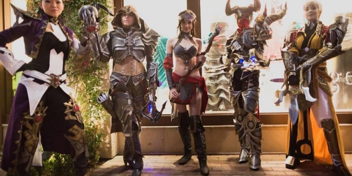 Diablo III presenta sus Clanes y Comunidades