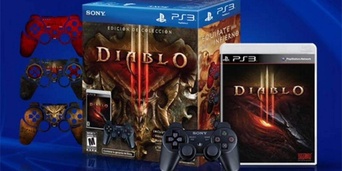 Anuncian Bundle de Diablo III para PS3 exclusivo para Latinoamérica #E3