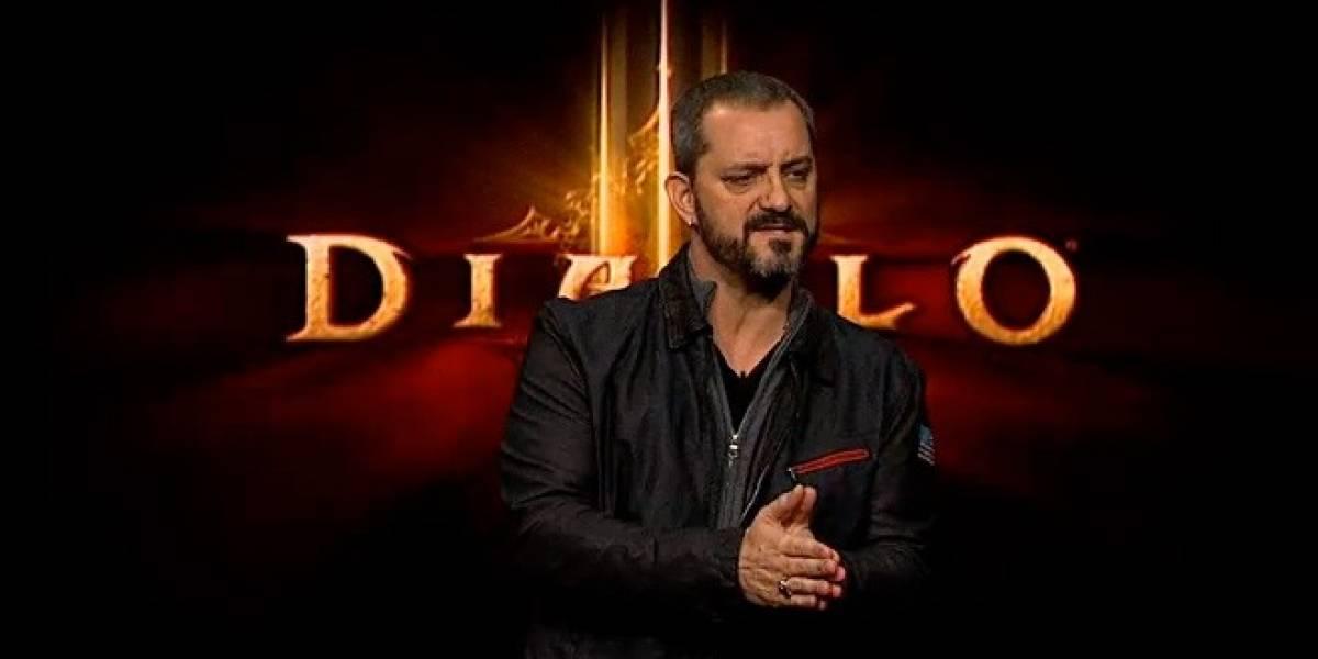 Diablo III llegará a PlayStation 4, y también a PS3