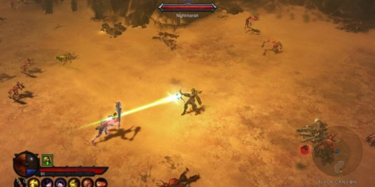 Demo de Diablo III ya está disponible en Xbox 360 y PS3