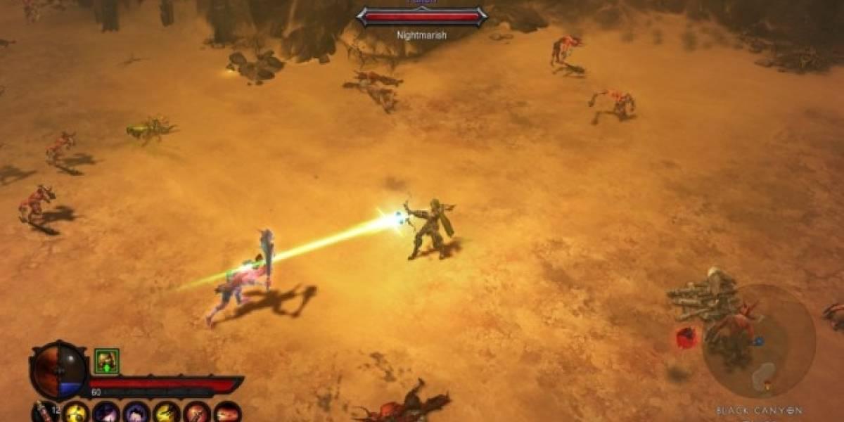 Blizzard explica cómo rediseñó el control de Diablo III para consolas