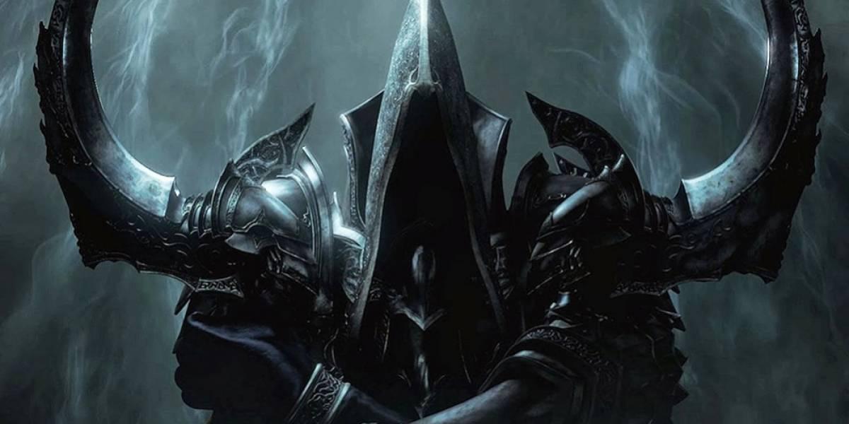 Y así se juega Diablo III en la PlayStation 4