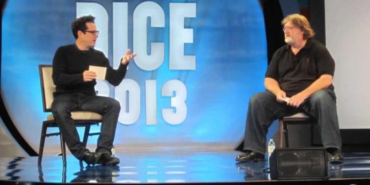 Gabe Newell y J.J. Abrams en pláticas para futura colaboración