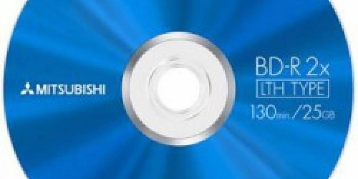 Ventas de Blu-ray BD-R comienzan a experimentar crecimiento
