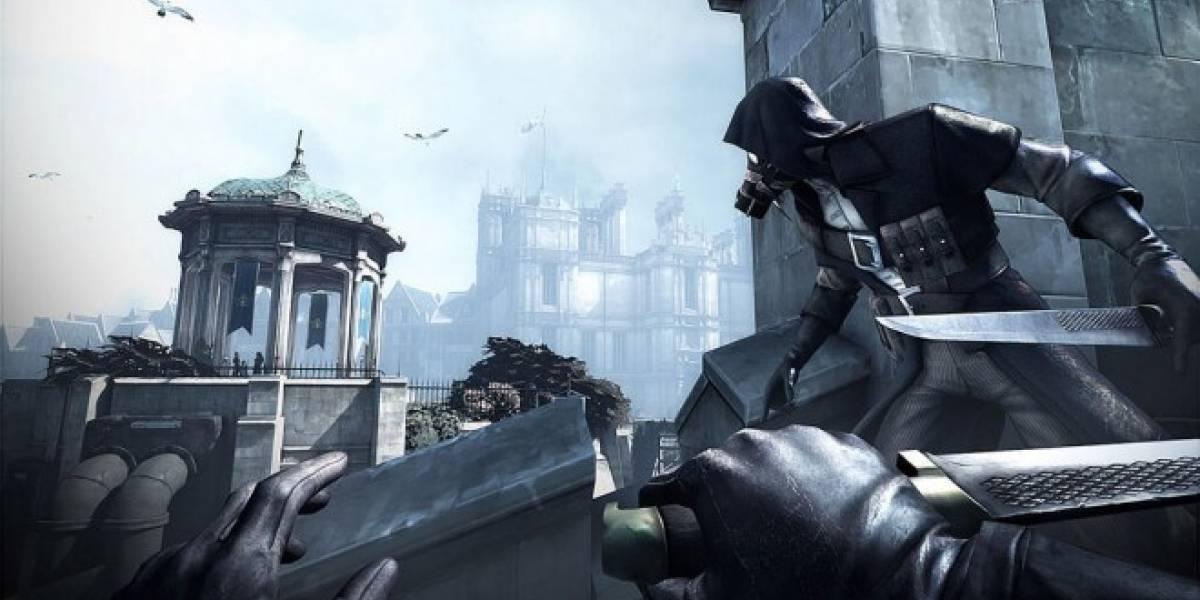 Bethesda muestra la primera imagen del nuevo DLC para Dishonored