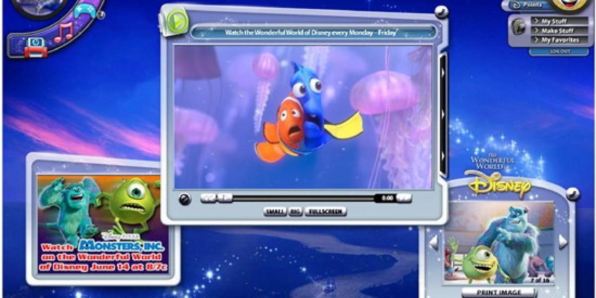 Disney experimenta con películas gratis por Internet