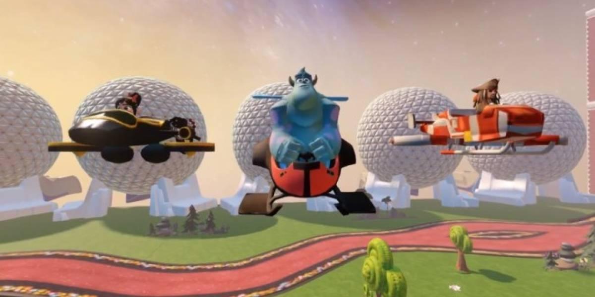 El nuevo tráiler de Disney Infinity muestra las posibilidades del modo Toy Box