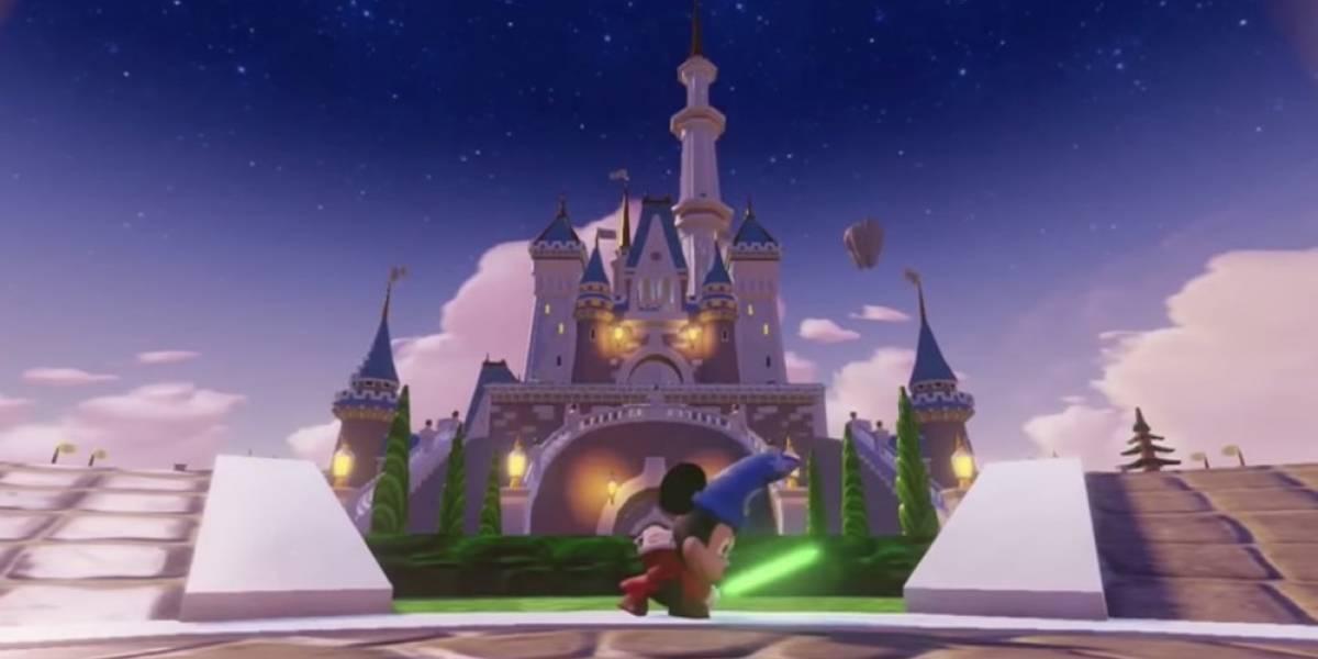 Esto es lo que necesitas para tener un sable de luz en Disney Infinity