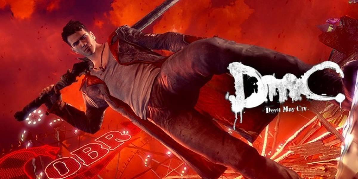 DmC y Resident Evil 6 no cumplen con las expectativas de venta de Capcom