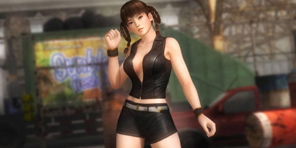 Dead or Alive 5 Plus contará con juego cruzado entre PS Vita y PS3