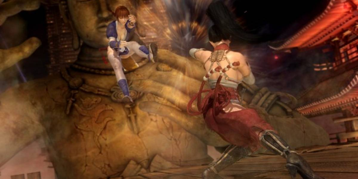 Se anuncia versión gratuita de Dead or Alive 5 Ultimate