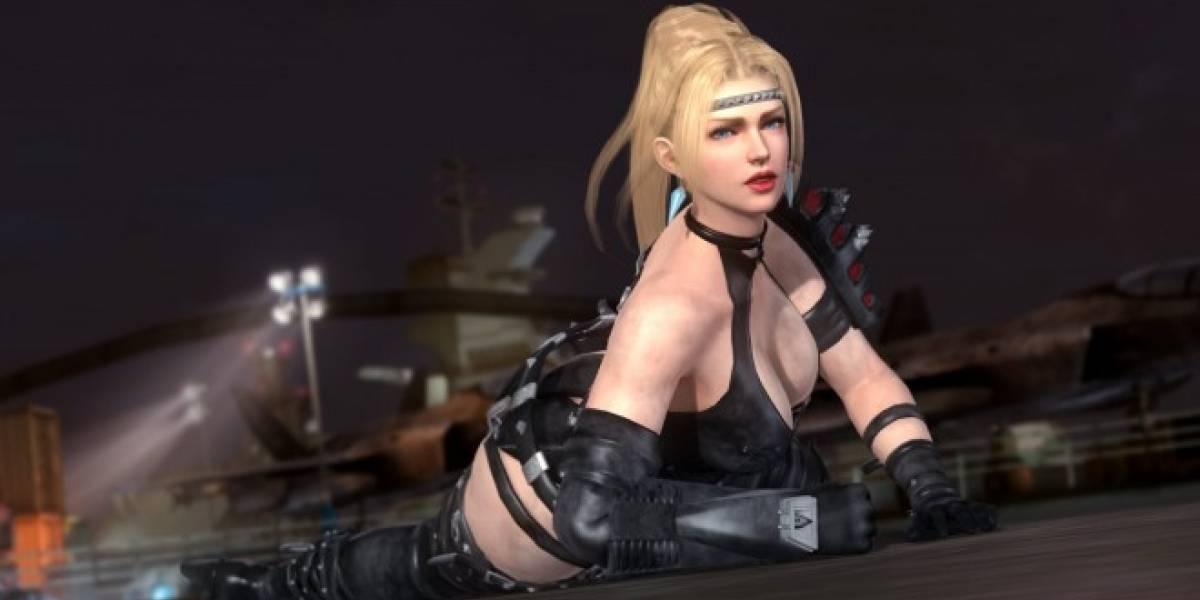 Nuevo tráiler de Dead or Alive 5 Ultimate nos presenta a los personajes en acción