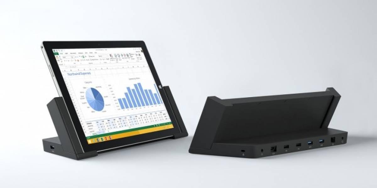 Revisa nuestra tabla comparativa del Microsoft Surface Pro 3