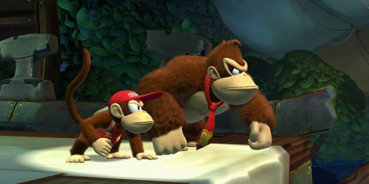 Nintendo presenta Donkey Kong Country: Tropical Freeze para la Wii U #E3