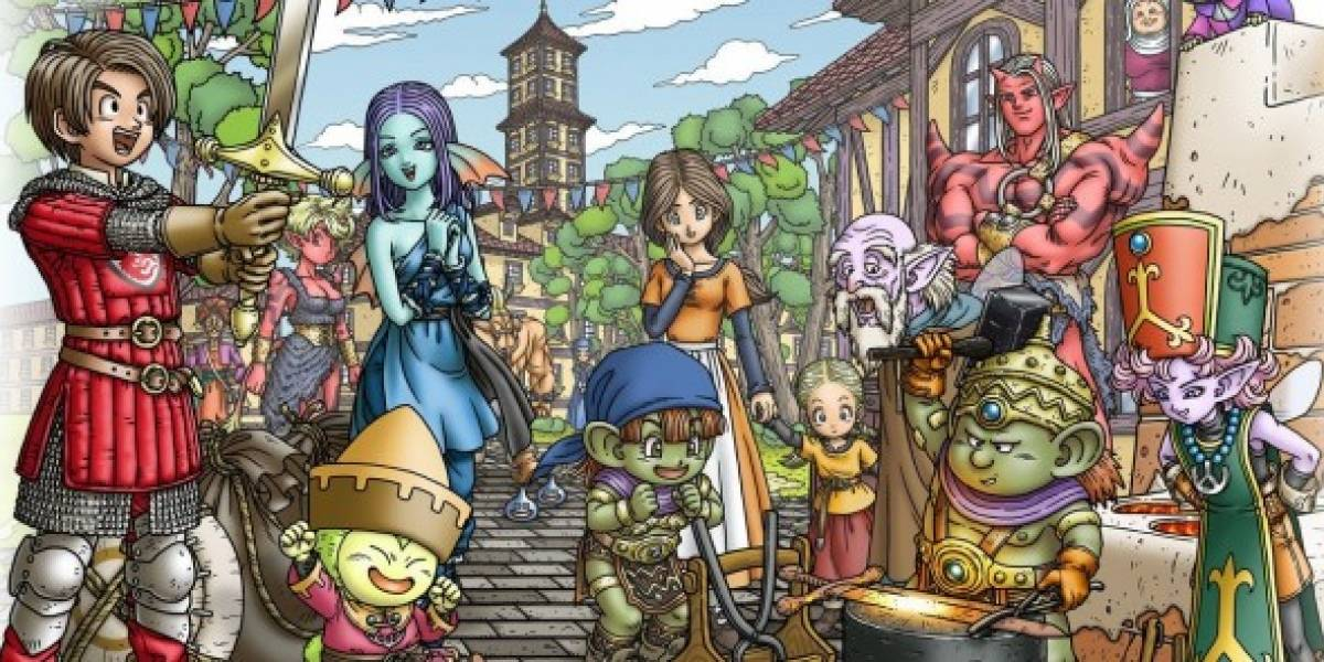Dragon Quest X podría llegar a América