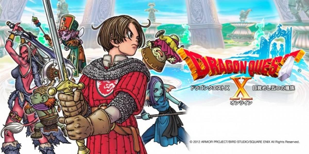 Dragon Quest X llegará también a PC