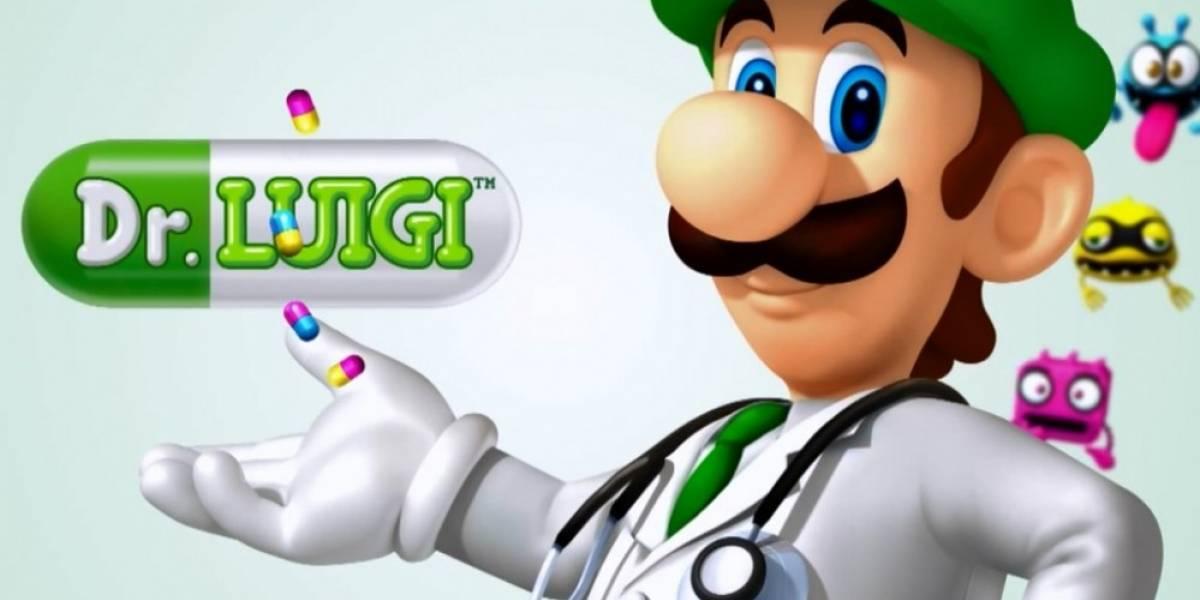 Dr. Luigi llega a la eShop a fin de año