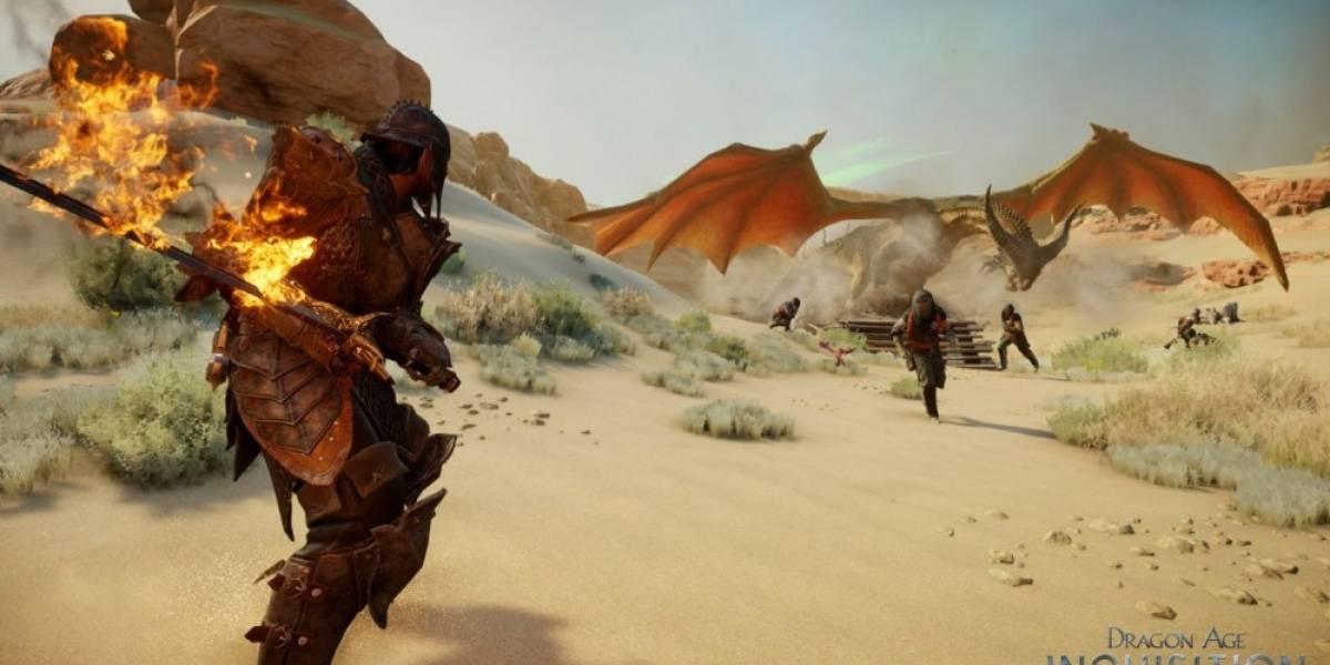 Un vistazo al sistema de combate de Dragon Age: Inquisition