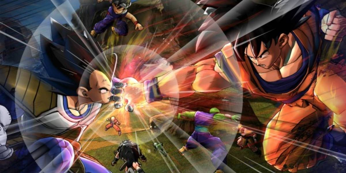 Namco Bandai estrena el primer tráiler de Dragon Ball Z: Battle of Z