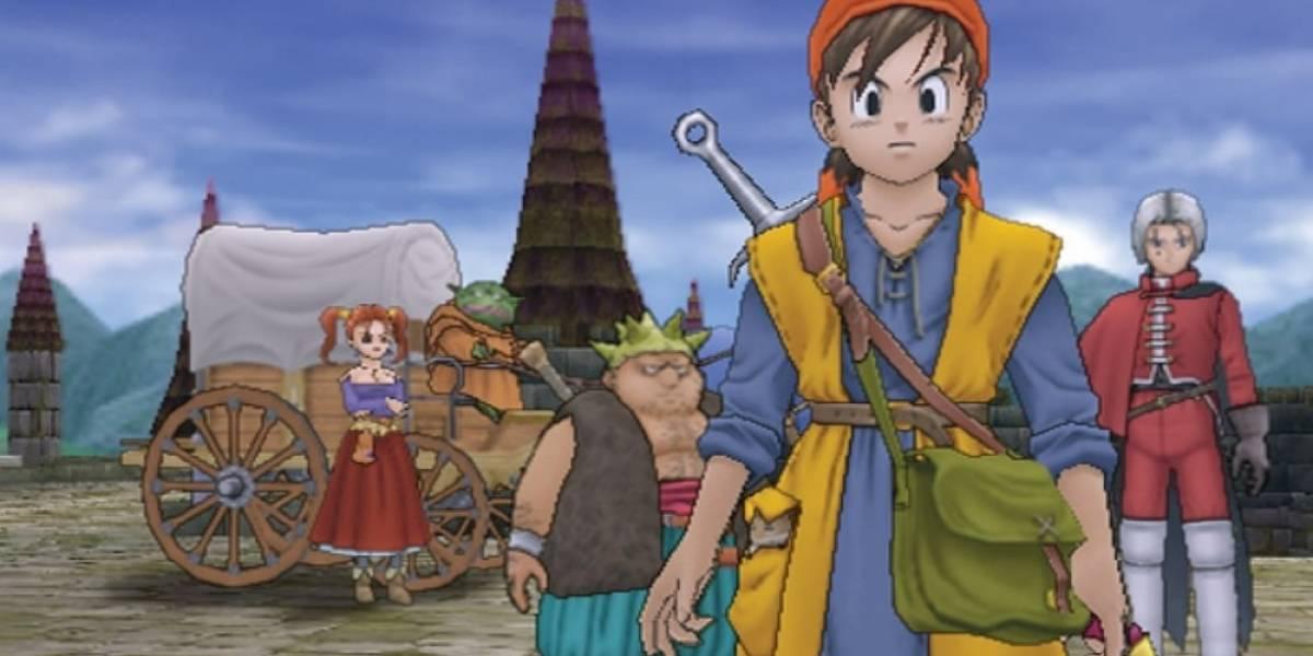 Dragon Quest VIII aparece en la App Store de Nueva Zelanda