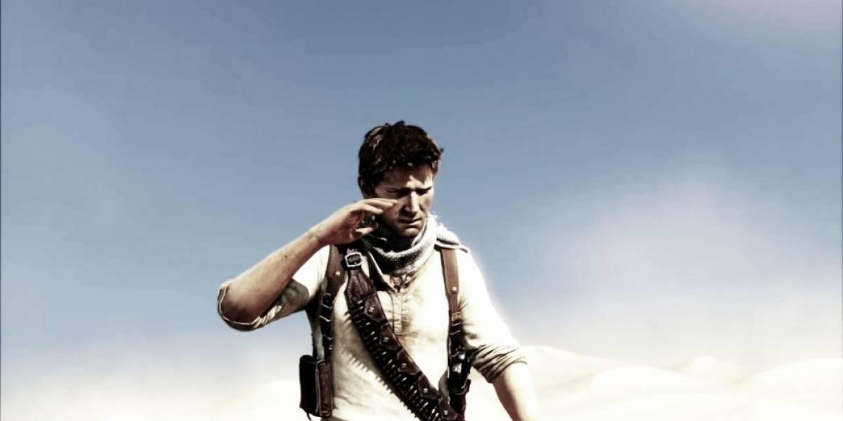 Uncharted 3 es gratis en PSN