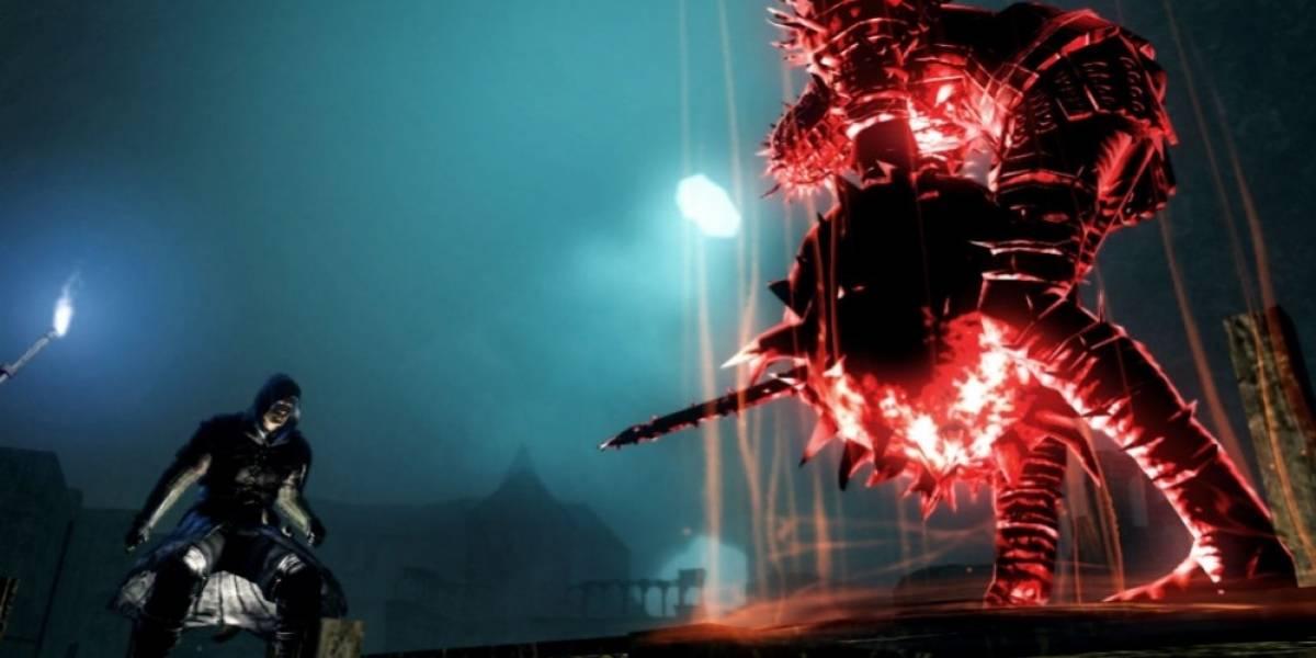 ¿Cuántas veces han muerto en Dark Souls?